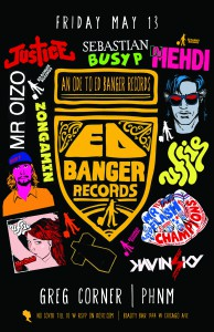 An Ode to ED BANGER Records