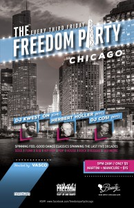 Freedom Party Chicago