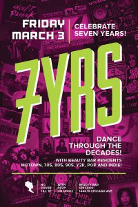 Dance Thru The Decades - BB Chicago 7yr Anniversary!
