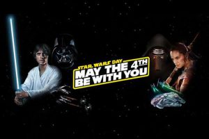 May the 4th Be With You - Star Wars Trivia, Bingo, & Dance Party