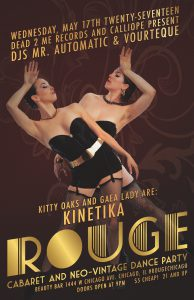 Rouge : Cabaret & Neo-Vintage Dance Party