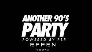 Another 90's Party