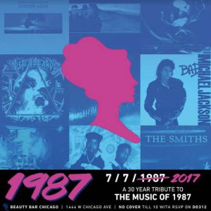 1987 - a 30 Year Musical Tribute