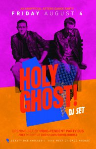 Holy Ghost DJ Set
