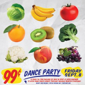 99¢ Dance Party..Party with a Purpose