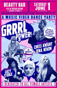 GRRRL POWER!