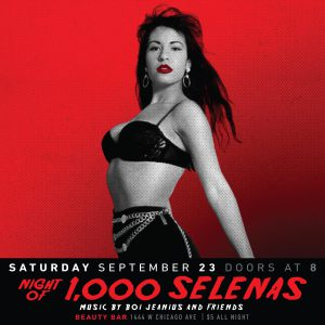 Night of 1000 Selenas