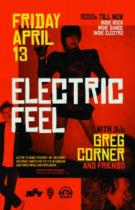 Electric Feel : Indie Dance Party
