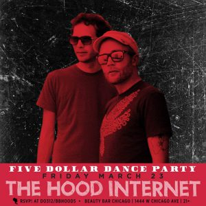 Five Dollar Dance Party : The Hood Internet