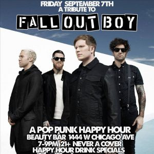 The Chicago Handshake Happy Hour - 'Fall Out Boy' Edition