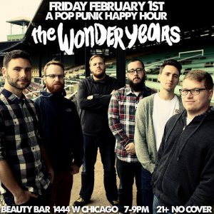 The Chicago Handshake Happy Hour: 'The Wonder Years' Edition