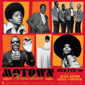 Motown Throwdown
