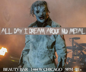 All Day I Dream About Nü Metal