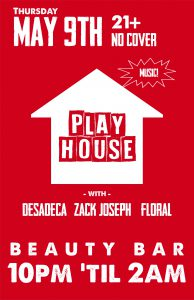 PlayHouse House Music Dance Party