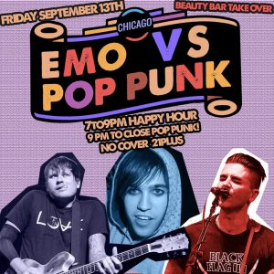 Emo vs Pop Punk Takeover
